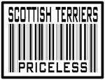 Scottish Terriers Priceless T-shirts & Gifts