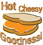 Grilled Cheese Sandwich Food Lovers T-shirts Gifts