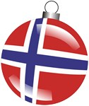 Norway Christmas Ornament t-shirts gifts