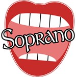 Soprano Big Mouth t-shirts gifts