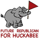 Future republican for Huckabee t-shirts gifts