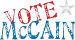 Vote McCain t-shirts gifts
