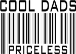Cool Dads Priceless Bar Code T-shirts Gifts