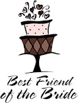 Best Friend of The Bride Cake T-shirts Gifts