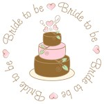 Bride to Be Sweet Cake T-shirts Gifts