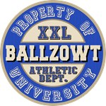 Ballzowt Last Name University T-shirts Gifts