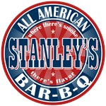 Stanley's All American Bar-b-q T-shirts Gifts