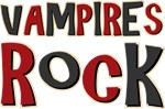 Vampires Rock Twilight T-shirts and Gifts
