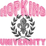 Hopkins Last Name University Tees Gifts