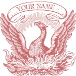 Your Name Vintage Eagle Tees Gifts