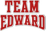 Team Edward Custom Personalized Tees Gifts