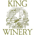 King Vintage Family Name Winery Tees Gifts