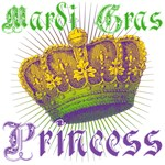 Mardi Gras Princess Tees Gifts