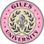 Giles Last Name University Tees Gifts