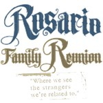 Rosario Family Reunion Tees Gifts