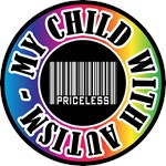 My Child with Autism Priceless Tees Gifts
