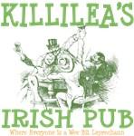Killilea's Irish Pub Custom Tees Gifts