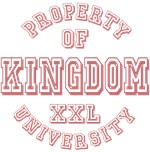Property of Kingdom University Tees Gifts