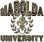 Marolda Last Name University Tees Gifts
