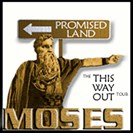Moses T-shirts & Diisrespectful Celebrity Souvenirs