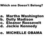 Michelle Obama Doesn't Belong