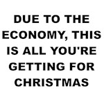 Due to the Economy, this is all that you're gettin