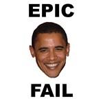Obama Epic Fail