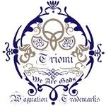 Men's Triomi Crest #1 Navy