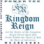Women's Kingdom Reign #1 Blue