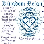 Women's Kingdom Reign #2 Blue
