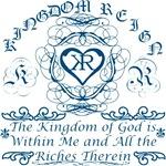 Women's Kingdom Reign #3 Blue