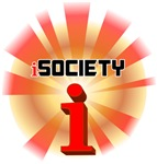 iSociety Logo (red i)