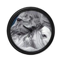 Timeless Equine Clocks
