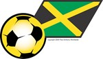 Jamaica Flag Football T-Shirt