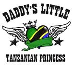 Daddy's Little Tanzanian Princess