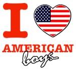 I love American boys