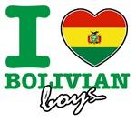 I love Bolivian boys