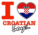 I love Croatian boys