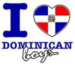 I love Dominican boys