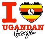 I love Ugandan boys