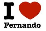 I love Fernando