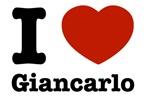 I love Giancarlo