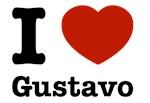 I love Gustavo