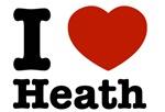 I love Heath