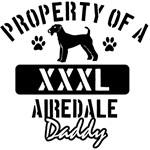 Airedale Daddy