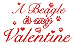 A Beagle is my valentines