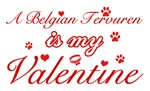 A Belgian Tervuren is my valentines