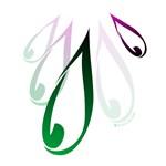 Emma (Persian Calligraphy)