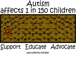 AUTISM AFFECTS 1 IN 150 KIDS