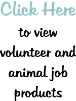 ANIMAL CAREER & VOLUNTEER GIFTS